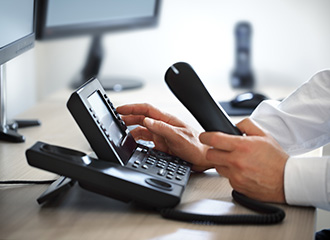 VoIP phones from Camb IT Support