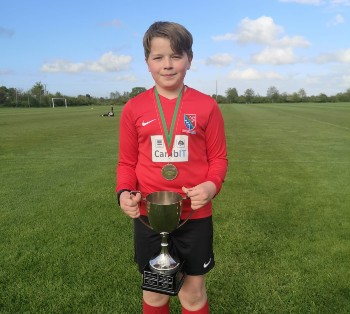 Camb IT Support sponsors Offord United Kingfishers football team